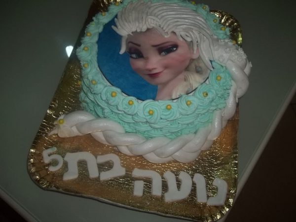 עוגת אגוזים אלזה