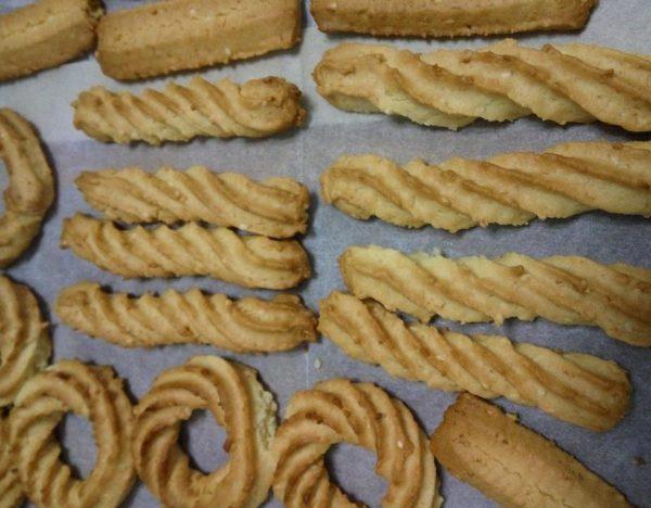 עוגיות מכונה עם שמן_מתכון של שרה יוסף