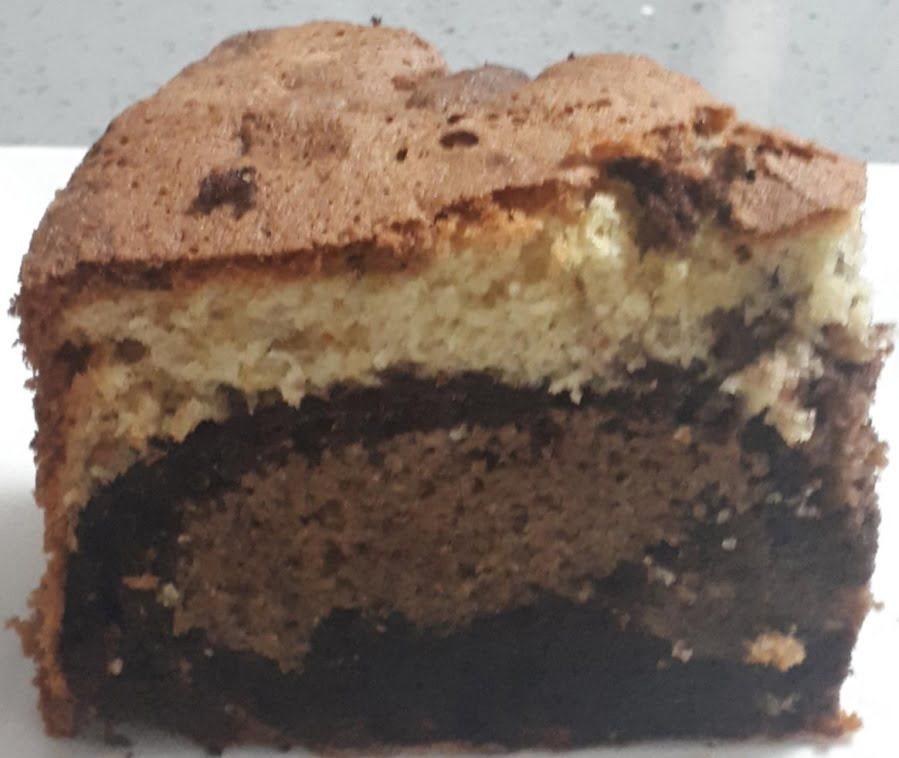 עוגת תפוז שוקולד ב3 שכבות