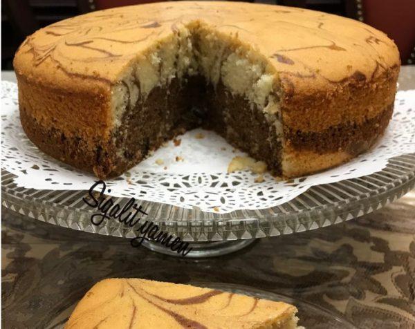 עוגת זברה_מתכון של סיגלית ימין