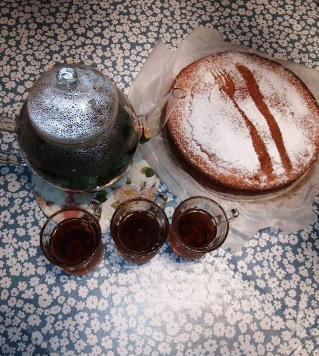 עוגת התפוזים של מירי ♥️