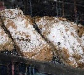 גלילת אגוזים עם מחית ערמונים או כל מילוי אחר