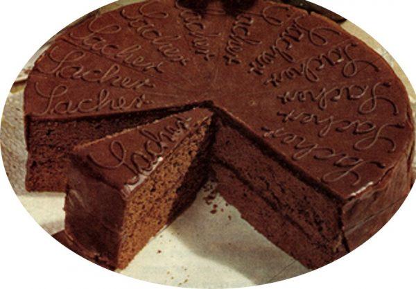 טורט שוקולד