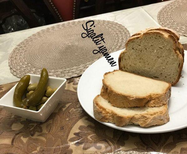 לחם ביתי