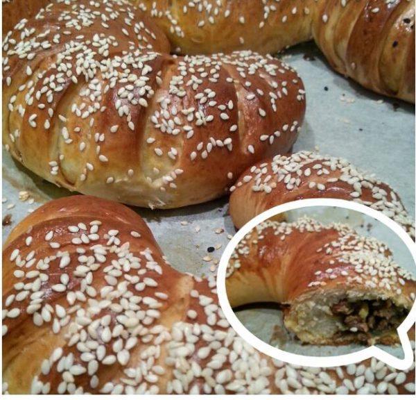 לחם ממולא
