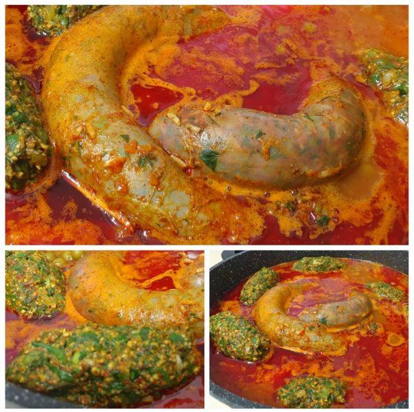 מאכל טריפוליטאי עתיק שנים .טבחה ,מחשי וקוקלה