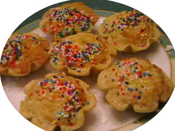 מאספן – עוגיות מרציפן מרוקאיות
