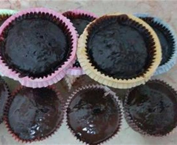מאפינס שוקולד