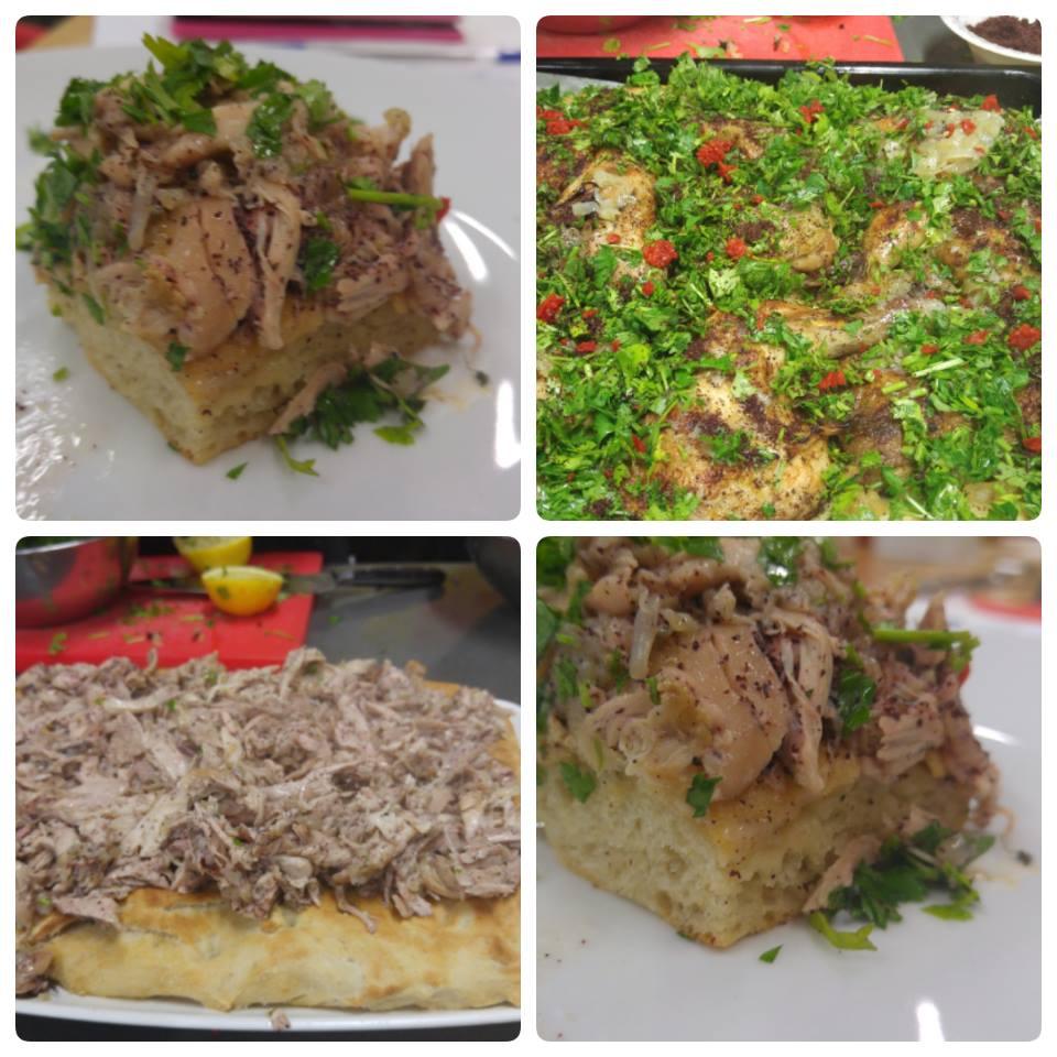 מסח'ן-תבשיל מהמטבח הערבי