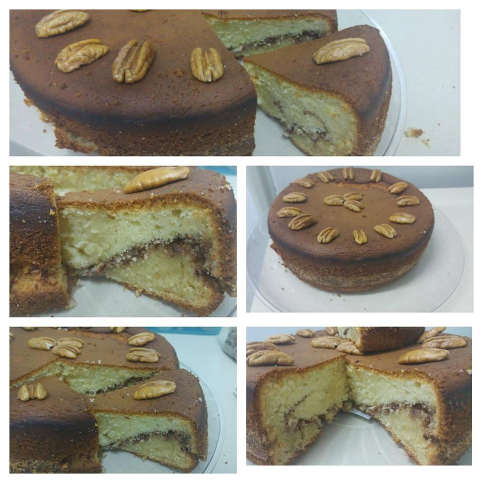 עוגה בחושה וטעימה ב 5 דקות עבודה