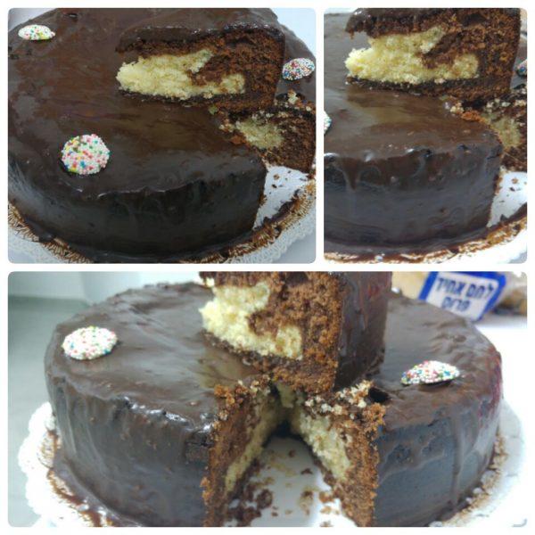 עוגה ב10 דקות