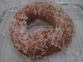 עוגיות יויו עוגיות מטוגנות מבצק פריך בציפוי דבש וקוקוס
