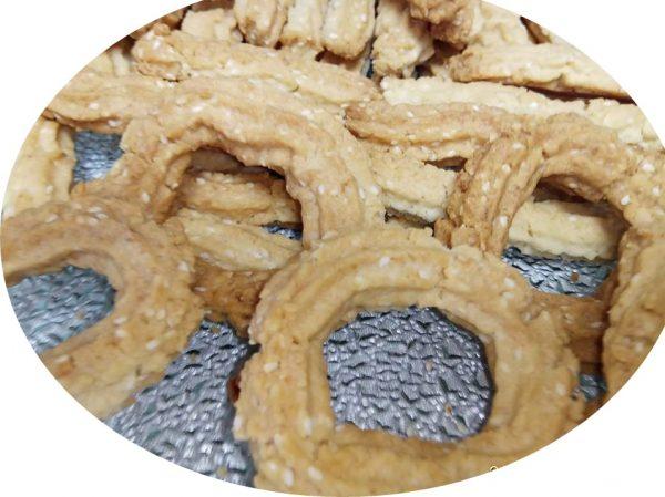 עוגיות מרוקאיות פריכות