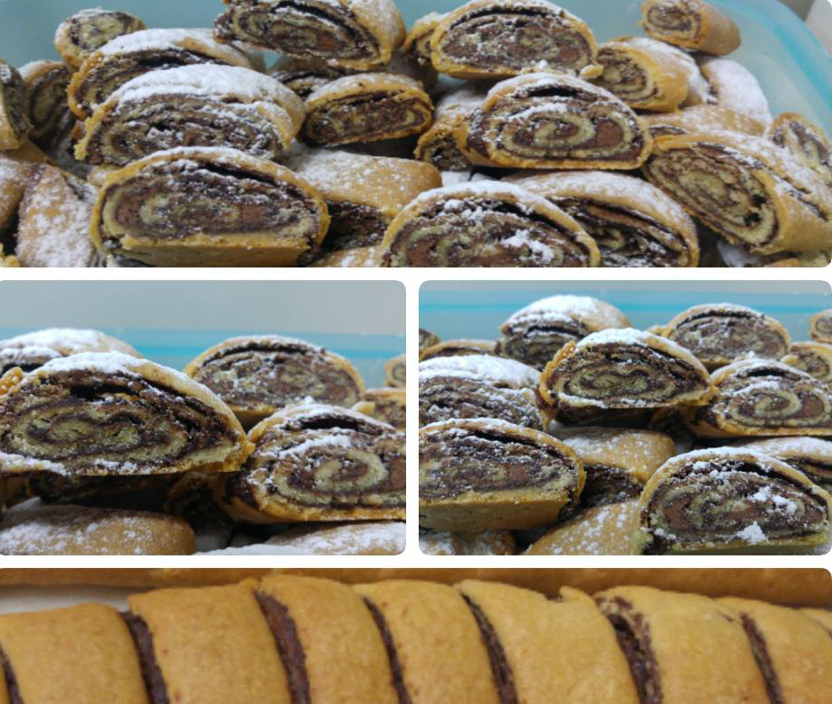 עוגיות נוטלה