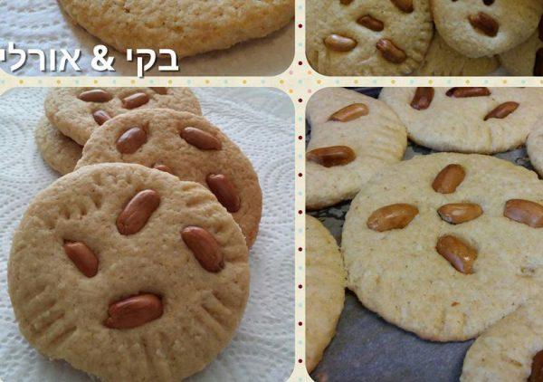 עוגיות פריכות ומפנקות