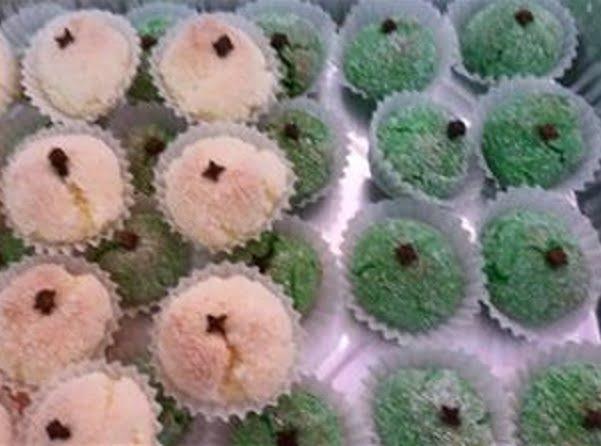 עוגיות קוקוס אפויות
