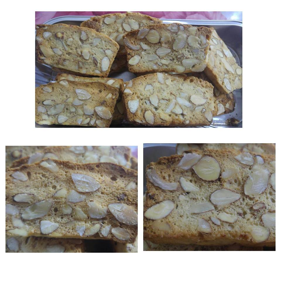 עוגיות קרקר יבשות