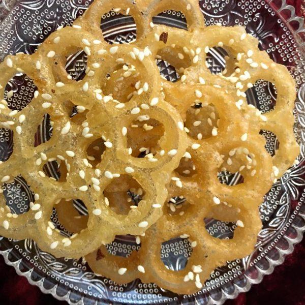 עוגיות רוזטה