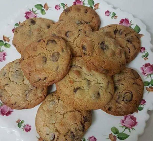 עוגיות שוקולד צ'יפס של אולסון