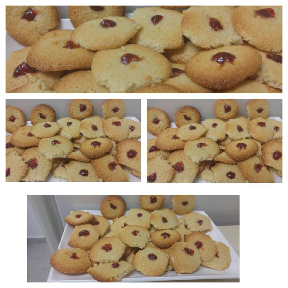 עוגיות שקדים מהירות
