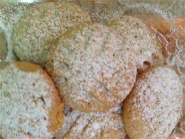 עוגיות שקדים נימוחות