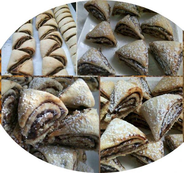 עוגיות תמרים ונס קפה