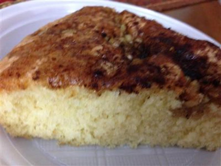 עוגת אגוזים מייפל וקינמון