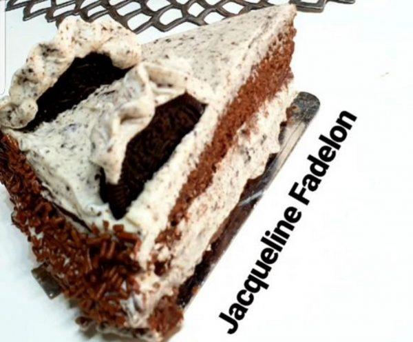 עוגת אוראו עם קרם שונטולי שוקולד לבן
