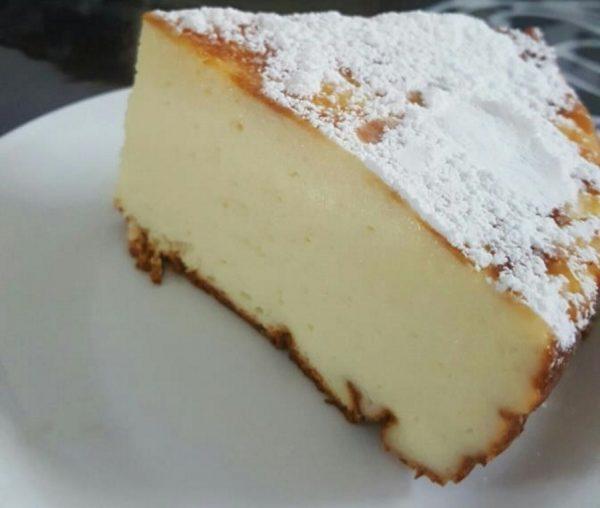 עוגת גבינה ללא קמח
