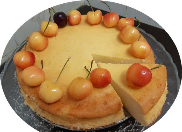 עוגת גבינה לפי שיטת הנקודות של שומרי משקל