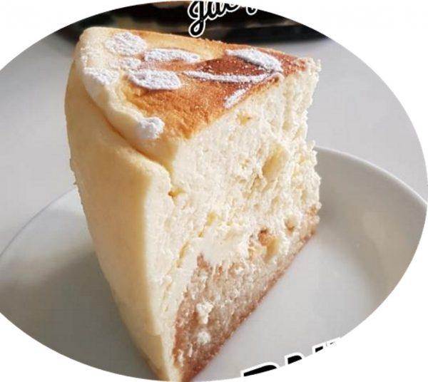 עוגת גבינה על בסיס טורט כשר לפסח בסיר ג'חנון
