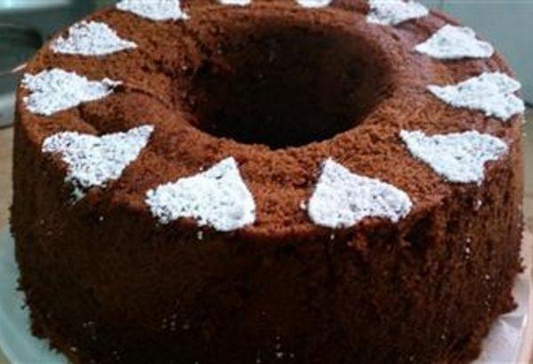 עוגת דבש גבוהה