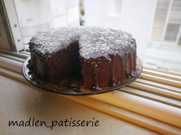 עוגת שוקולד מושלמת