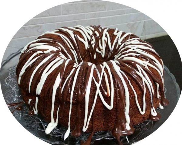 עוגת ווניל,אוראו ומעדן יולו