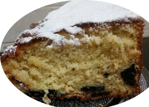 עוגת וניל , עוגיות אוראו ושוקולד לבן_מתכון של אורנה ועלני