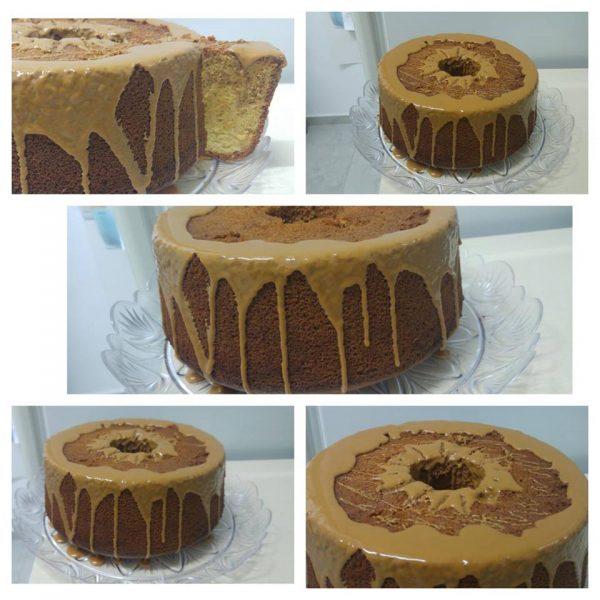 עוגת טורט לוטוס