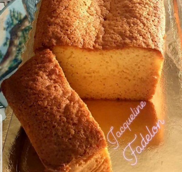 עוגת טורט עם חלב מרוכז וחמאה