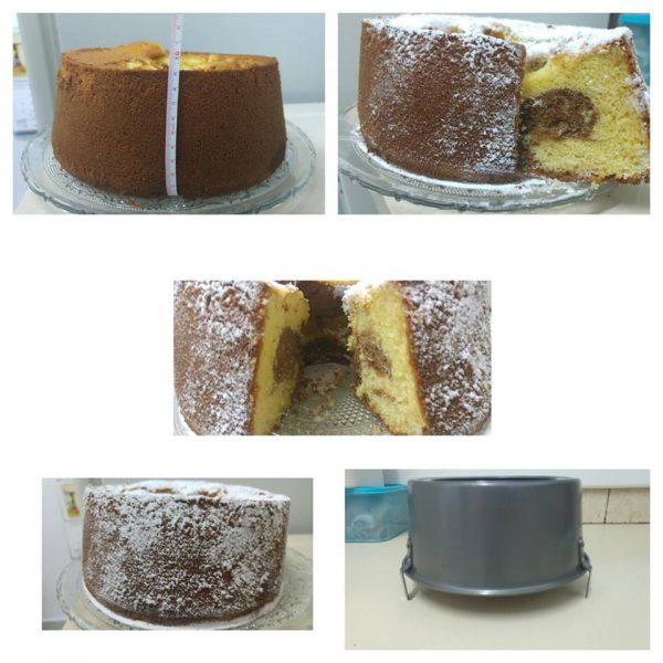 עוגת טורט פשוטה וקלה_מתכון של ירדנה ג'נאח
