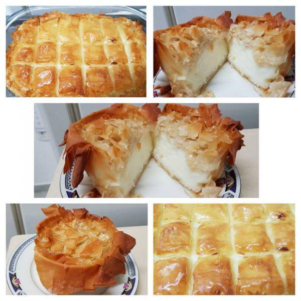 עוגת מלבי מדהימה וקלה להכנה