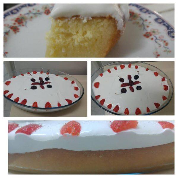 עוגת סברינה בצ'יק צ'אק