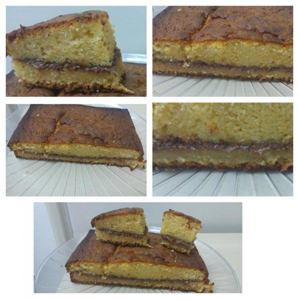 עוגת פודינג