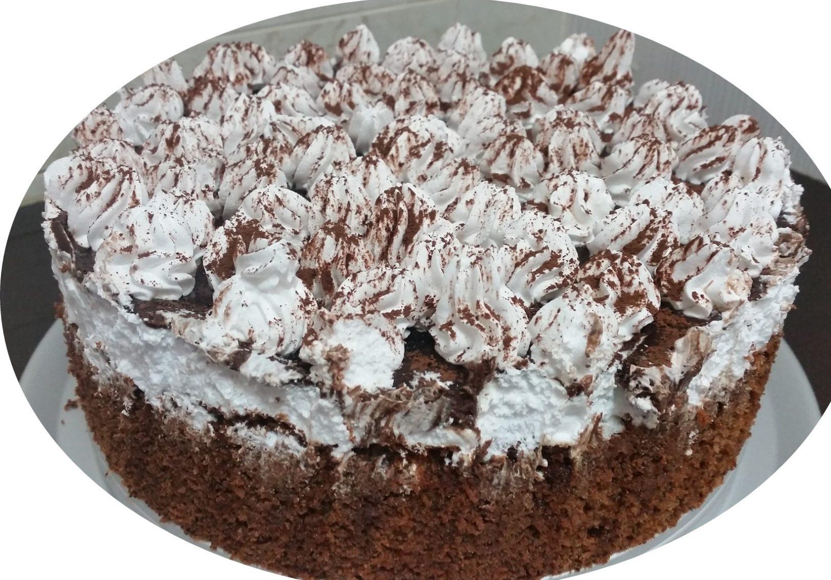 עוגת פרג וקצפת, לפסח וליום טוב