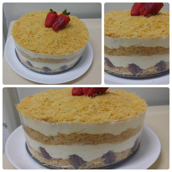 עוגת קדאיף