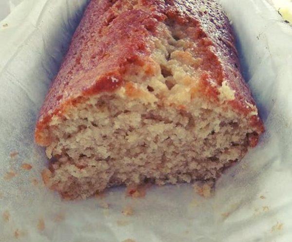 עוגת קוקוס,תפוזים וחלבה – בחושה