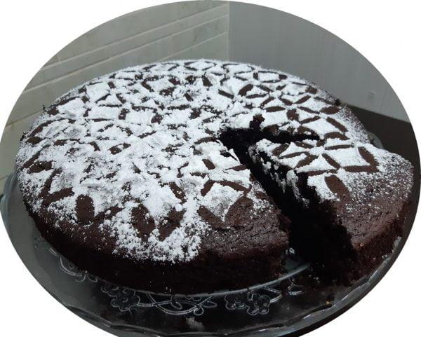 עוגת קקאו וקוקוס לפי שיטת הנקודות של שומרי משקל