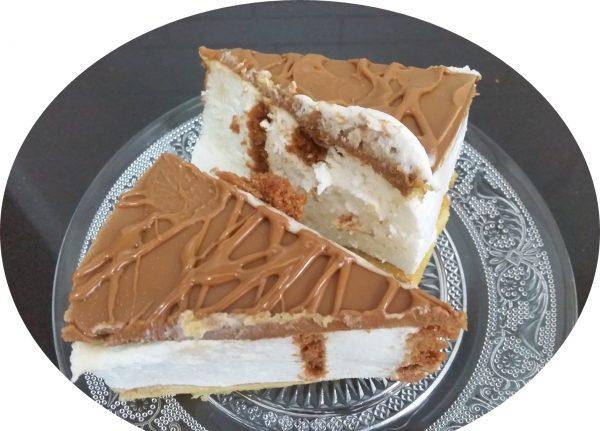 עוגת קרמבו לוטוס