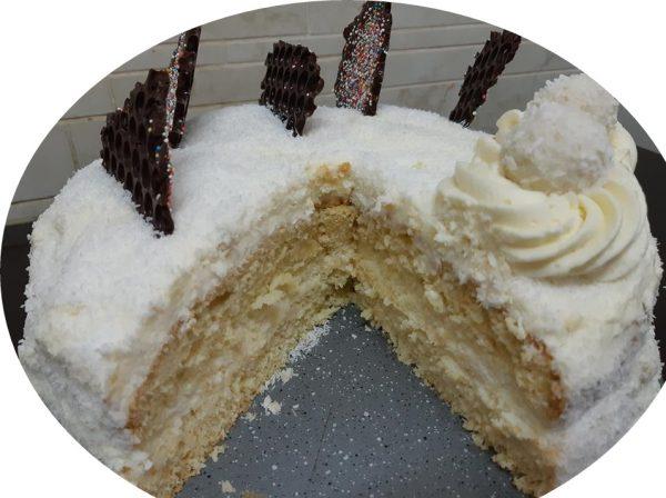 עוגת רפאלו משודרגת