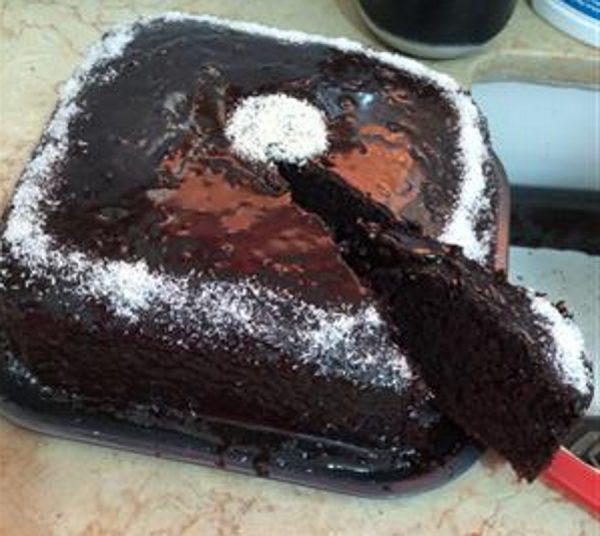 עוגת שוקולד או מאפינס