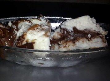 עוגת שוקולד וקוקוס מטריפה שמצוינת גם לפסח
