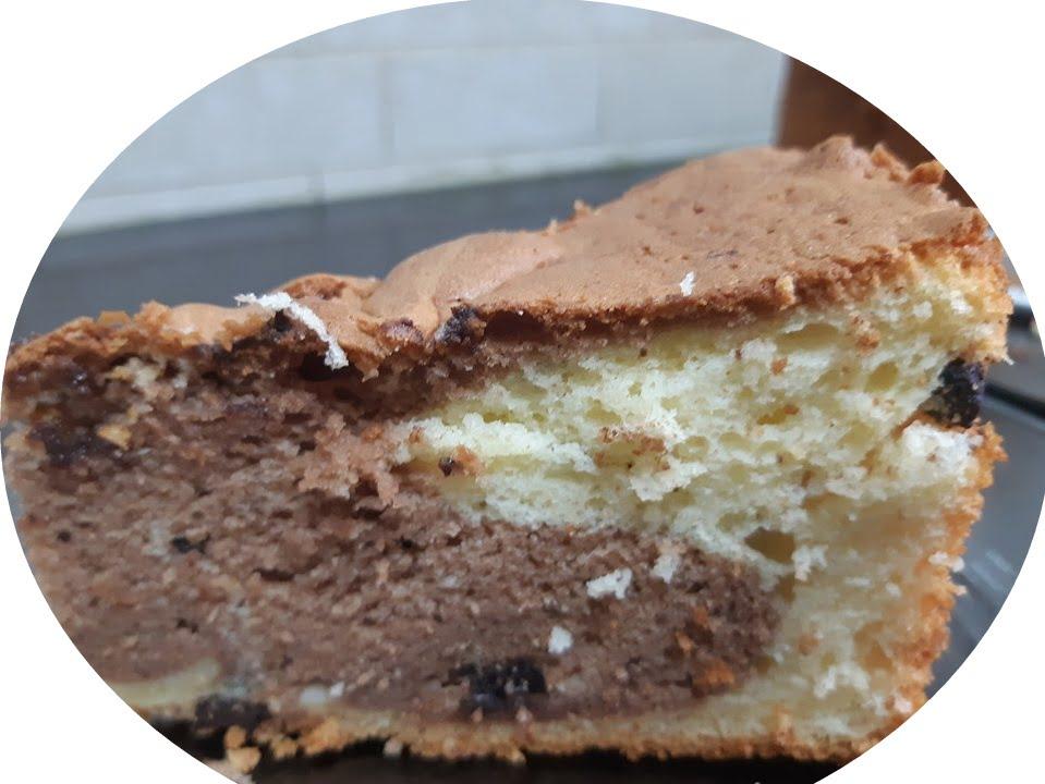עוגת שיש,וניל ושוקולית